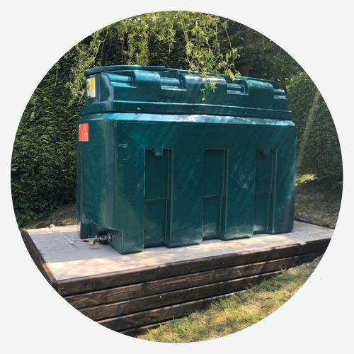 Our Services Oil Tanks