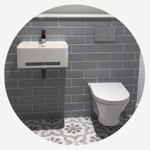 Bathroom Installation in Mid Wales