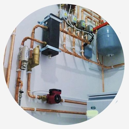Oil boiler installation, replacement and servicing in Mid Wales