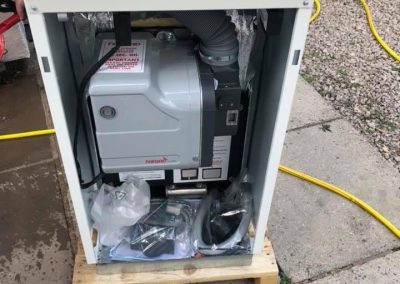 Oil Boiler Replacement – Aug 2019