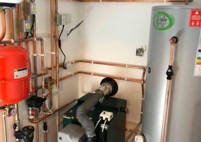 Oil Boiler Installation – May 2019